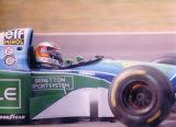Michael Schumacher - Benetton-Ford B194 - Silverstone 1994