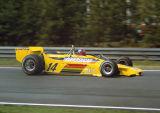 Emerson Fittipaldi - Fittipaldi Automotive Fittipaldi F5A - Belgian GP, Zolder 1979