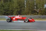 Bruno Giacomelli - Autodelta - Alfa Romeo 177 - Belgian GP, Zolder 1979
