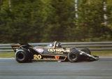 James Hunt - Olympus Cameras Wolf Racing WR7 - Belgian GP, Zolder 1979