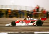 James Hunt - Silverstone 1978