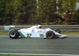 Alan Jones - Albilad-Saudia Racing Team - Williams FW07 - Belgian GP, Zolder 1979