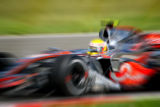 Lewis Hamilton - Vodafone Mclaren Mercedes - Mclaren MP4-22 - Silverstone 2007