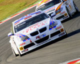 Andy Priaulx- BMW 320i - Brands Hatch 2009