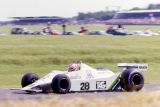 Clay Regazzoni - Albilad-Saudia Racing team Williams FW07 - Silverstone 1979