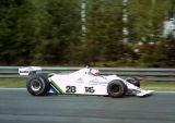 Clay Regazzoni - Albilad-Saudia Williams FW07 - Belgian GP, Zolder 1979