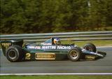 Carlos Reutemann - Martini Racing Team Lotus - Lotus 79 - Belgian GP, Zolder 1979