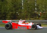 John Watson, Marlboro Team Mclaren - Mclaren M28B - Belgian GP, Zolder 1979