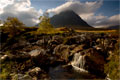 Stob Dearg and the River Coupall