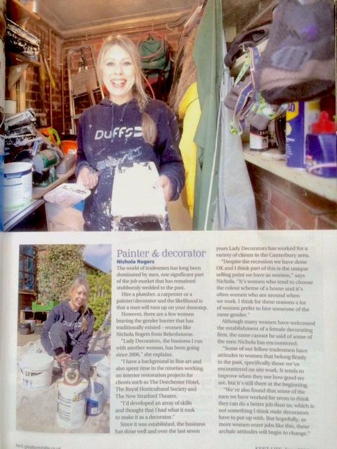 Published in Kent Life Magazine