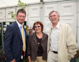 Alan Titchmarsh at Harrogate Flower Show