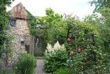 Crook Hall garden