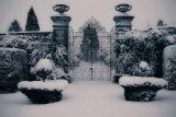 Gaden Gates in snow
