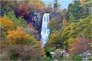 Pystill Rhayder Falls