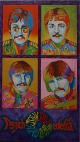 THE BEATLES - Psychedelia