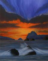 Pembrokeshire Sunset 2