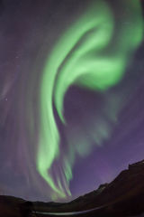 Aurora Borealis at Kattfjord 09