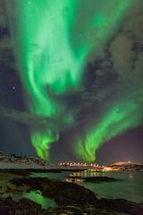 Aurora Borealis at Sommeroy