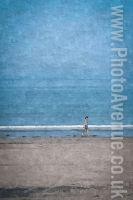 A walk along the beach, Portobello