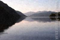 Dusk on Loch Lomond