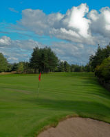Bonar Bridge Golf Course, Scotland
