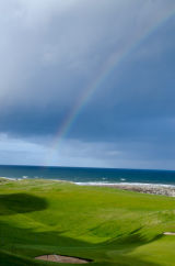 Brora Golf Club, Scotland, my home course