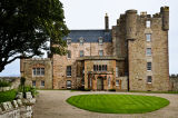 Mey Castle, the Queen Mum's home, Scotland
