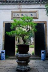 Bonsai Gate, Suzhou, China