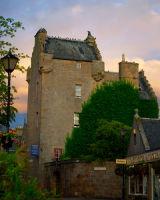 Dornoch Castle Evening, Scotland