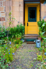Gold Door, Dornoch, Scotland