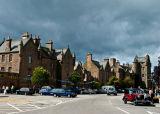 Dornoch Town, Antique View, Scotland