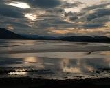 Drama: Dornoch Firth, Scotland