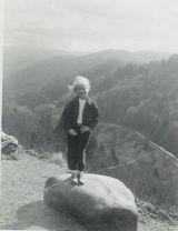 Little Hiker Sally, 1954