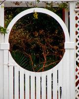 Madison Round Gate