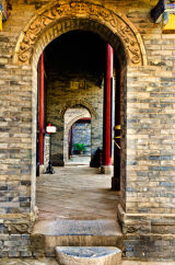 Moslem Door, Xi'an, China