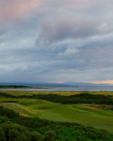 Royal Dornoch Sunrise (portrait), Scotland