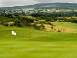 Tain Golf Course Flag, Scotland