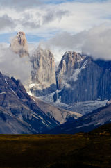 Las Torres del Paine, the Towers