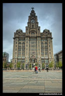 The Liver Building Pier Head Waterfront Liverpool