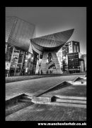 The Lowry Theatre, Salford Quays, Manchester