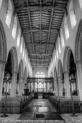 Blythburgh, Holy Trinity, Roof