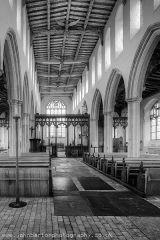 Blythburgh, Holy Trinity, Nave
