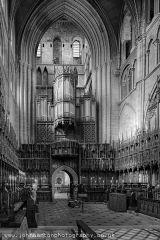 Ripon Cathedral, Choir