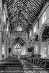 Salle, Saints Peter & Paul, Nave