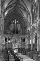 Southwell Minster, Choir