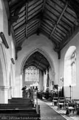 South Acre, St Georges Church