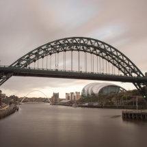 Tyne Bridge and Sage