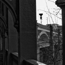 High Level Bridge (Black & White)