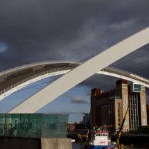 Millenium Bridge Open