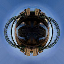 Different view of the Tyne Bridge